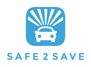 SAFE 2 SAVE, the free app that rewards drivers for not teching while driving.