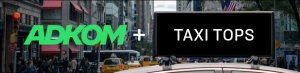Adkom gets exclusive national media sales rights for Lyft digital car-top ad network