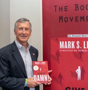 Author, Mark S. Lewis