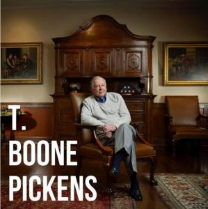 Outstanding items from the estate of the late oil tycoon T. Boone Pickens will be part of a huge, four-day Texas Billionaires auction event, online-only, Sept. 12-15, by J. Garrett Auctioneers.