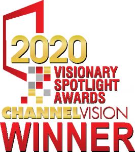 ChannelVision VSA award logo
