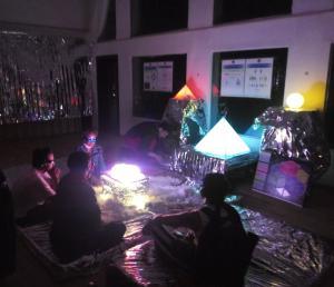 Electric Meditation Ballroom at Apparitions 2019
