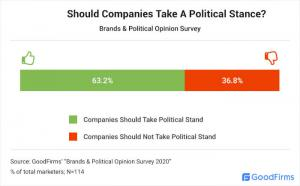 should companies take a political stance