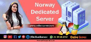 Norway Dedicated Hosting Plans