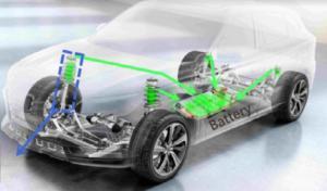 Regenerative Shocks - Improving the Range of EV's
