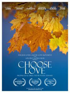 choose love movie poster