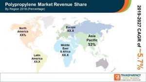 Polypropylene Market Share