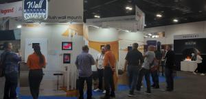 Wall-Smart CEDIA Booth