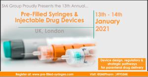 Pre-filled Syringes and Injectable Drug Devices 2021