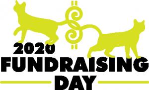 Community Cats Podcast Fundraising Day 2020 Logo