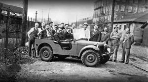 The Bantam BRC created in just 49 days and celebrated on September 21, 1940