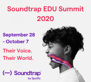 Soundtrap EDU Summit logo