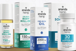 Ananada Hemp Products Are Made From 100% Kentucky Hemp
