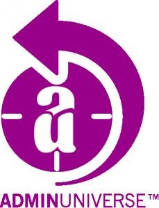 Logo for AdminUniverse™