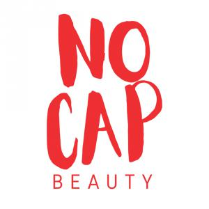 The Logo of No Cap Beauty
