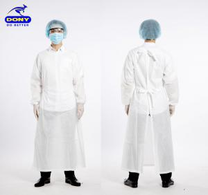 Dony Protective Clothing Isolation Gown - non woven disposable suit