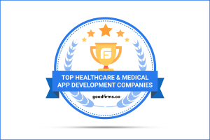 GoodFirms_Top Healthcare & Medical App Development Companies