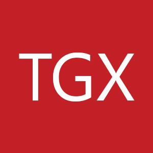 Logo for Mechdyne's TGX Remote Desktop