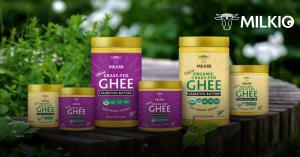 cultured organic ghee