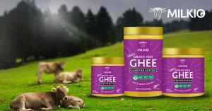 Cultured Grass fed ghee