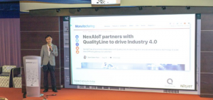 NexAIot uses QualityLine data integration