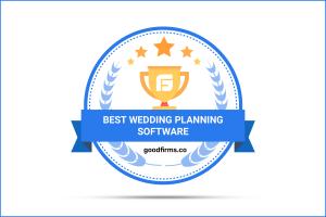 GoodFirms_Best Wedding Planning Software