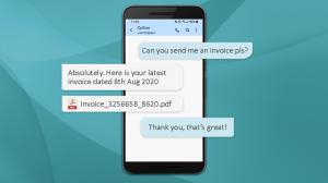 Leverage SMS as an inbound communication channel