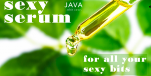 Customers are flocking to JAVA's new Sexy Serum, praising its unique tasteless, odorless properties, all-natural formulation, and silky feel.