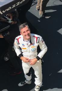 Driver Ian James