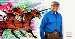 Monty Roberts | Photo Credit: Monty Roberts, Shutterstock, and Craig Swanson Design