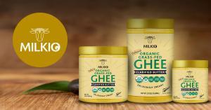 organic cultured ghee