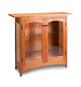 One of the pieces, Cherry Display Cabinet, included in the Smithsonian Craft Benefit Auction features 37 lots created by today's masters of American craft. https://www.bidsquare.com/auctions/the-smithsonian-craft-show/smithsonian-craft-benefit-auction-5549