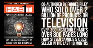 1 Habit Press launches 1 Habit For Entrepreneurial Success