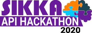Logo for Sikka's 2020 API Hackathon