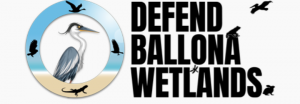 Defend Ballona Wetlands Logo