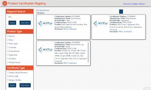 Kitu Systems SunSpec CSIP certificates