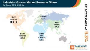Industrial Gloves Market Share