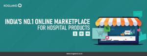 Online Marketplace for Hospital Products