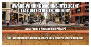 Electro Scan's award-winning machine intelligent leak detection awarded a 15km project in the United Kingdom.