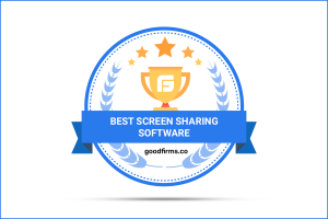 GoodFirms_Best Screen Sharing Software