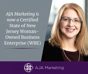 Photo of Amy Adams, AJA Marketing Achieves WBE Certification