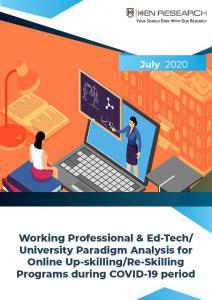 Ed-Tech Paradigm Analysis During COVID-19