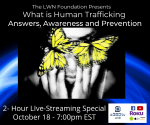 A two-hour television special about Human Trafficking providing answers, raising the awareness and prevention solutions.