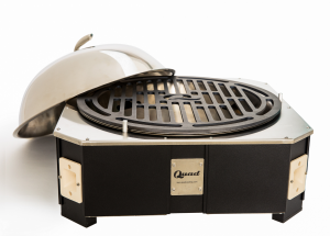 A Charcoal Grill