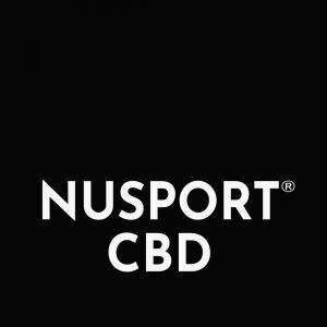 NUSPORT CBD Oil UK company identity