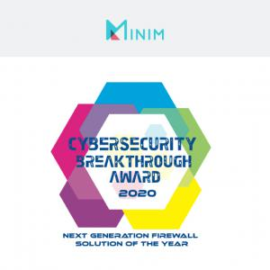 Next-Gen Firewall Solution of the Year award logo