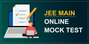 JEE main Mock test.