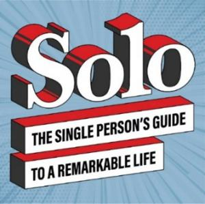 Solo: The Single Person's Guide to a Remarkable Life podcast logo