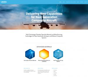 Veelo Technologies Website
