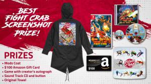 Fight Crab International Photo Contest - Best Fight Crab Screenshot Prize
